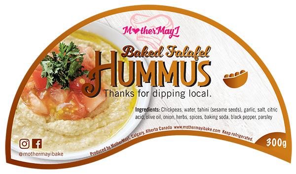MotherMayi Hummus - Mother May I Bake